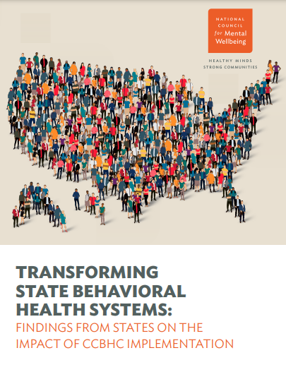 2021 Report On Community Behavioral Heath Clinics including those in Oklahoma