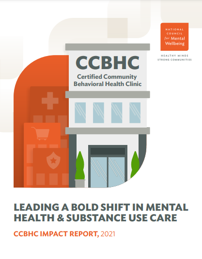 CCBHCs Impact Report 2021